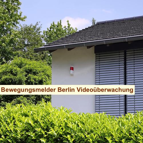 Bewegungsmelder Berlin