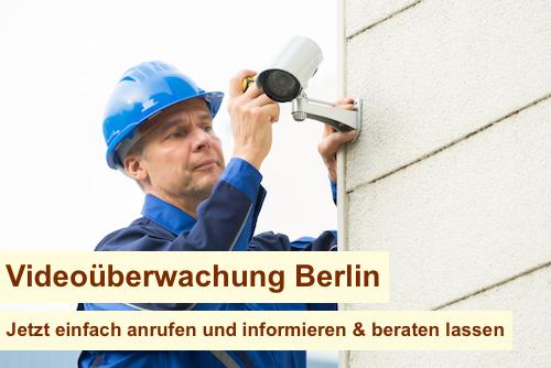 Sicherheitstechnik Berlin - Videoüberwachung