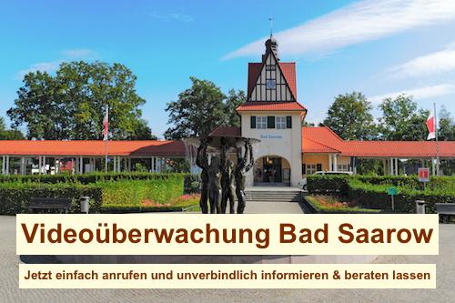 Videoüberwachung Bad Saarow