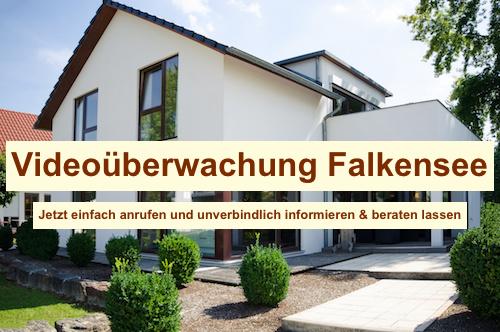 Videoüberwachung Falkensee