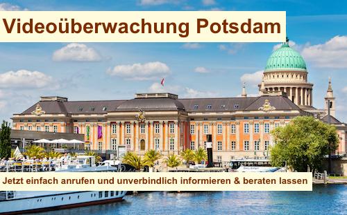 Videoüberwachung Potsdam