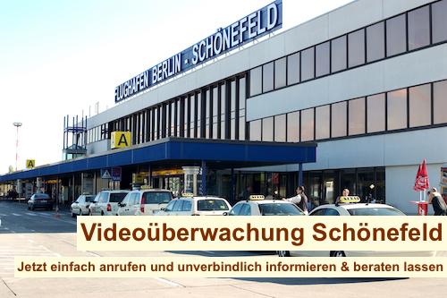 Videoüberwachung Schönefeld