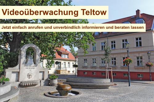 Videoüberwachung Teltow