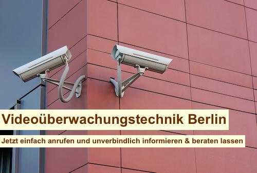 Videoüberwachungstechnik Berlin