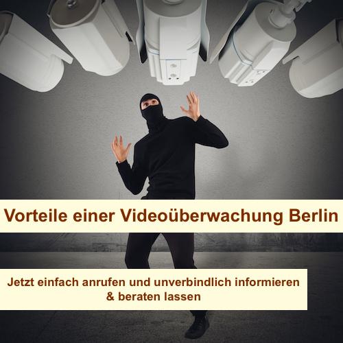 Vorteile einer Videoüberwachung Berlin