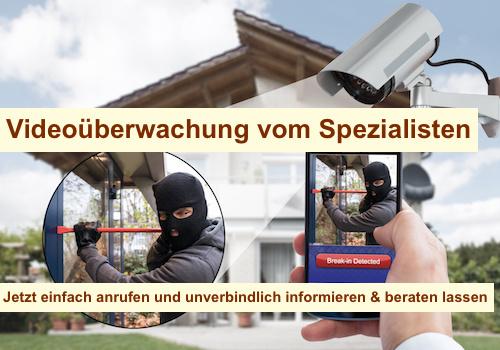 Videoüberwachung Berlin Grunewald