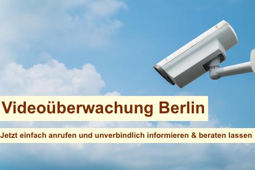 Videoüberwachung Berlin Neukölln