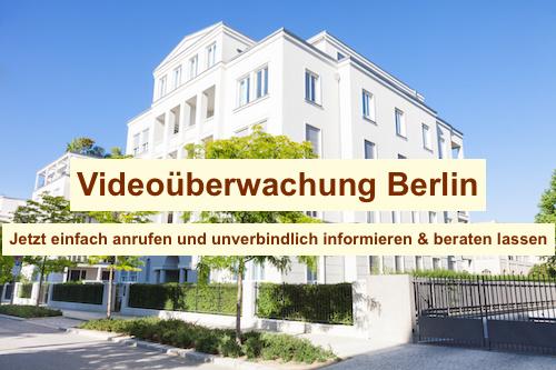 Videoüberwachungsanlage Berlin Friedrichshain Kreuzberg