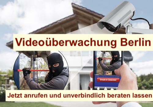 Videoüberwachung Eingangstür Berlin