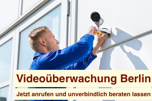 Videoüberwachung Firma Berlin