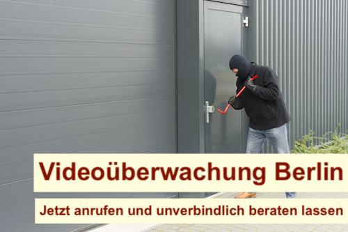 Videoüberwachung Firmengelände Berlin