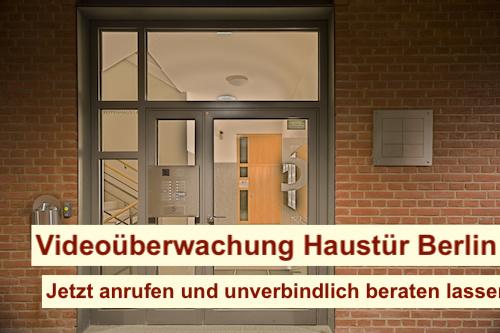 Videoüberwachung Haustür Berlin
