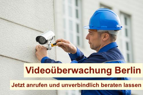 Videoüberwachung LAN Berlin