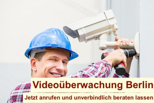 Videoüberwachung außen Berlin