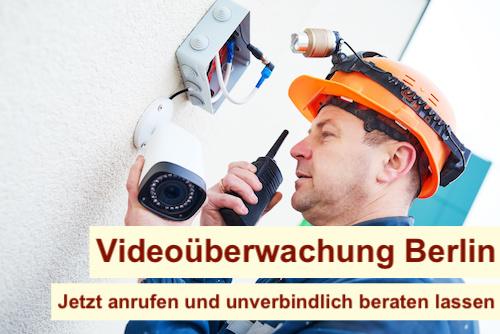 Videoüberwachung durch Mieter Berlin