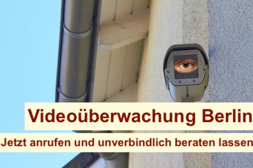Videoüberwachung mit Ton Berlin