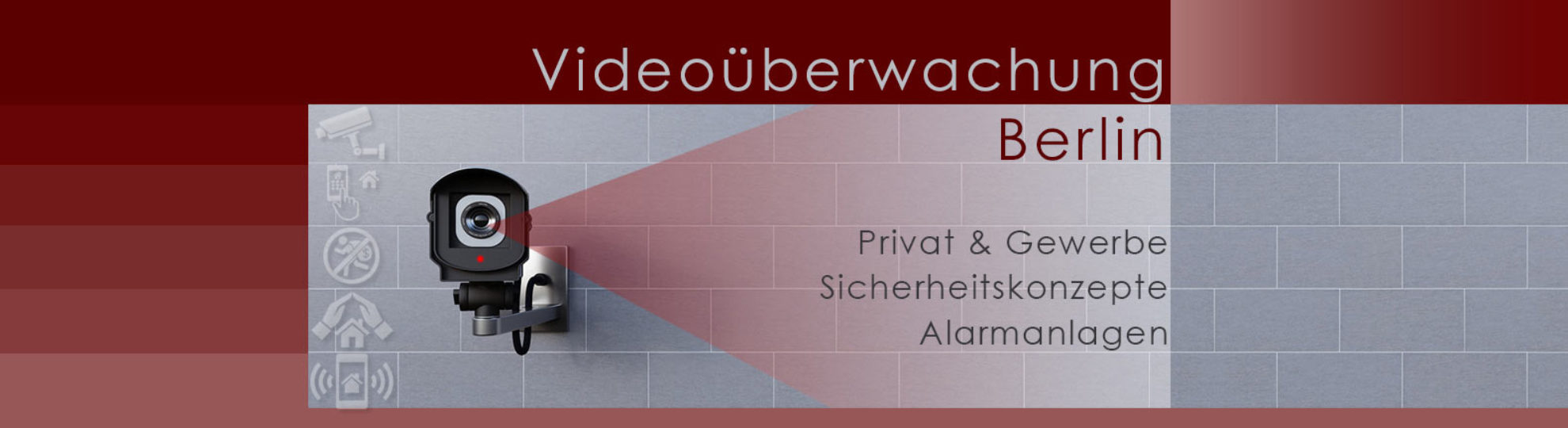 Videoüberwachungssysteme Berlin